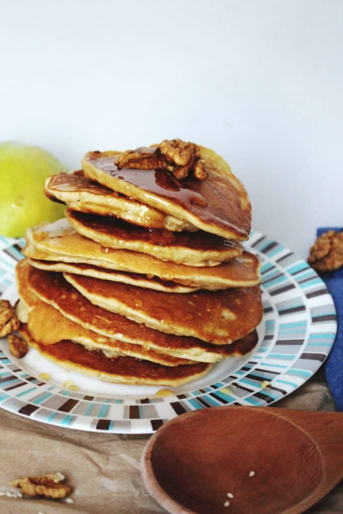 Some Easy And Delicious Pancakes Recipe